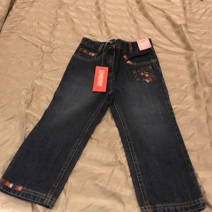 NWT Gymboree jeans size 3T